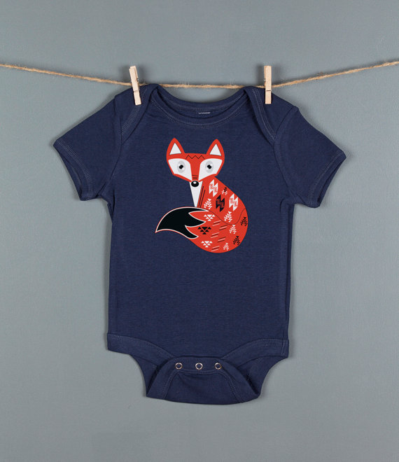 Feather 4 Arrow https://www.etsy.com/listing/159342283/fox-baby-onesie-woodland-fox-one-piece?ref=col_view