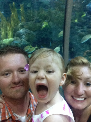 Yay NOLA Audobon Aquarium!