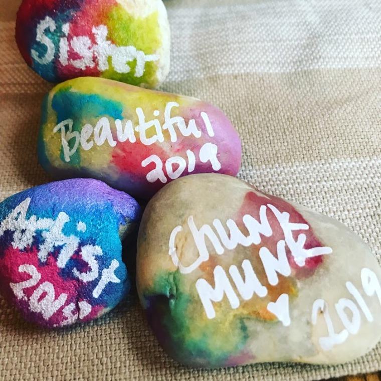 character rocks